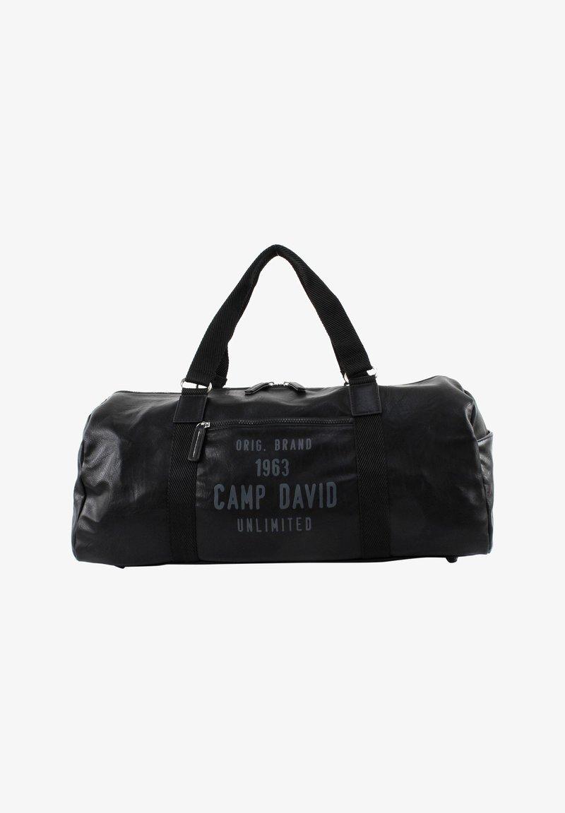 Camp David - Holdall - black