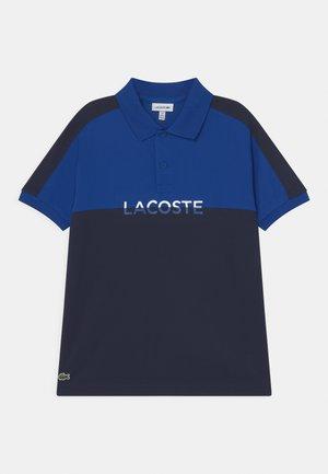 Polo shirt - lazuli/navy blue