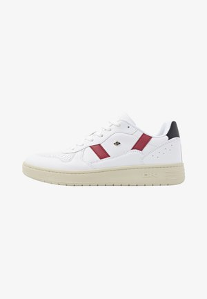 RAWW - Sneakers - white/burgundy/black