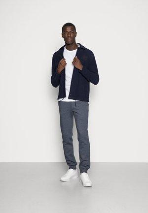 3 PACK - Camiseta básica - white/black/light grey
