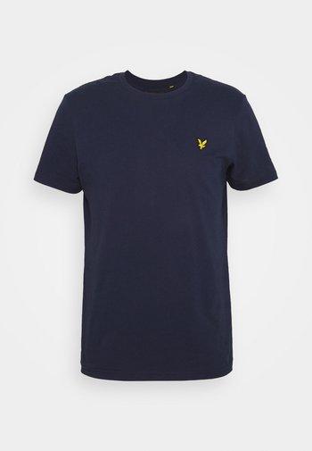 PLAIN - T-shirt - bas - navy