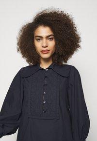 See by Chloé - Shirt dress - navy - 4