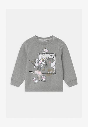 UNICORN - Sweatshirt - grey melange