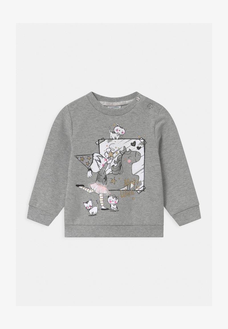 OVS - UNICORN - Sweatshirt - grey melange
