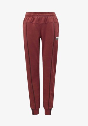 R.Y.V. JOGGERS - Tracksuit bottoms - red