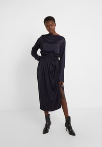 Vivienne Westwood Anglomania - NEW FARRITA DRESS - Cocktail dress / Party dress - navy - 0