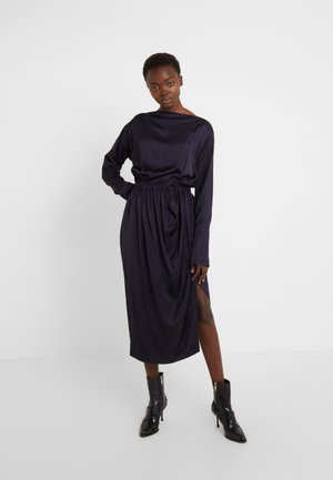 NEW FARRITA DRESS - Cocktail dress / Party dress - navy