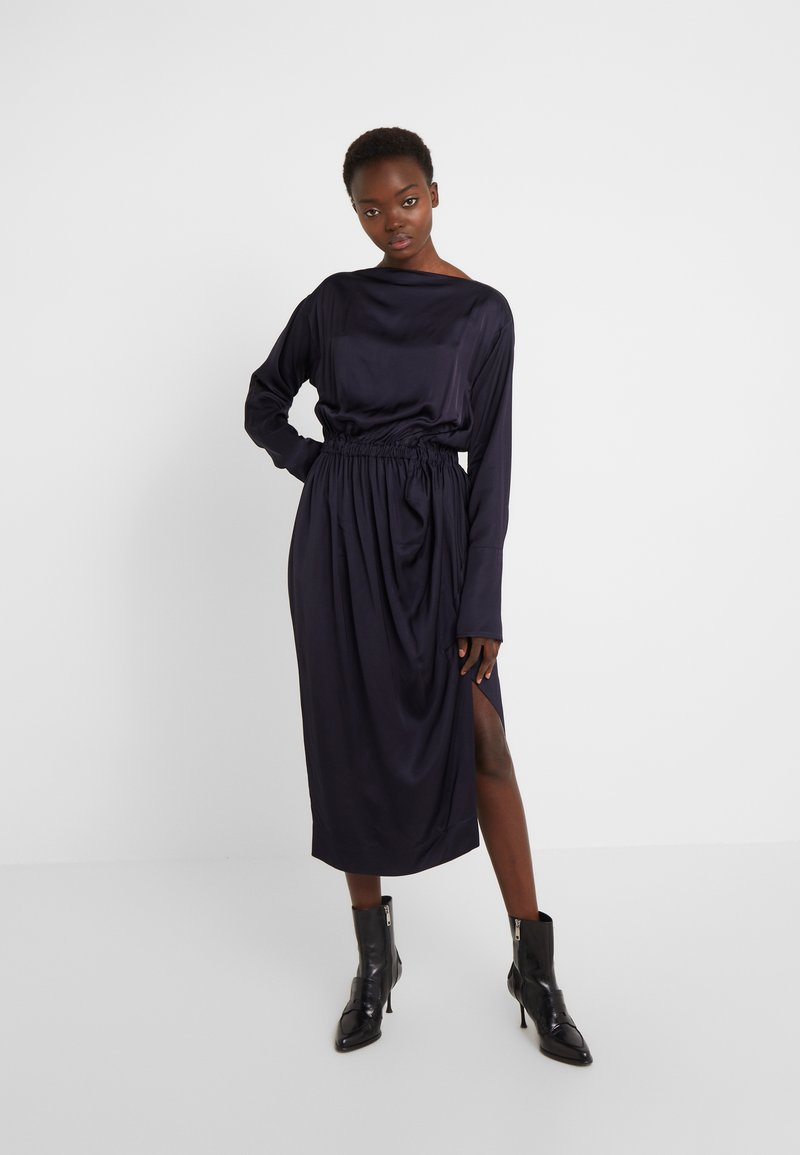 Vivienne Westwood Anglomania - NEW FARRITA DRESS - Cocktail dress / Party dress - navy