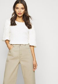 Dr.Denim Petite - ECHO - Relaxed fit jeans - cashew - 4