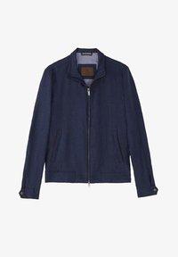 Massimo Dutti - Summer jacket - light blue - 6