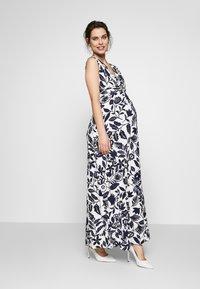 Pietro Brunelli - PAPAVER - Maxi šaty - easy floral - 0