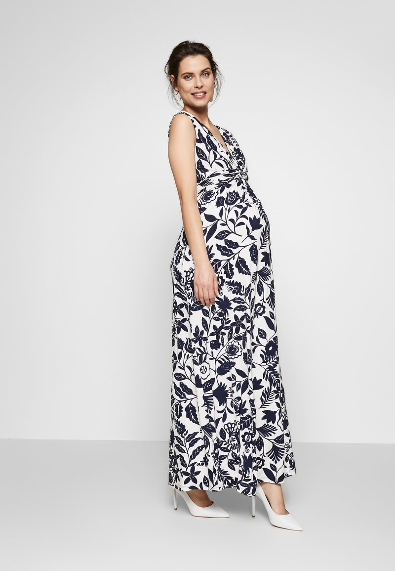 Pietro Brunelli - PAPAVER - Maxi šaty - easy floral