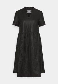 Culture - ALINA DRESS - Day dress - black - 0