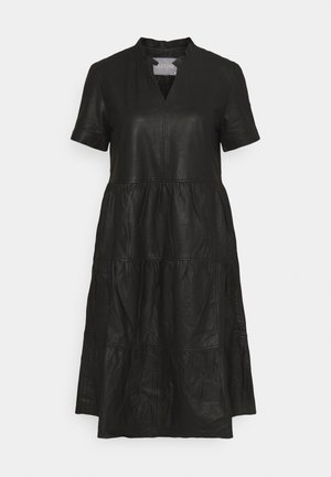 ALINA DRESS - Day dress - black