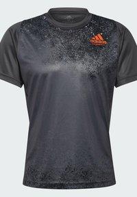 adidas Performance - HB TRAIN T M - Print T-shirt - grey - 7
