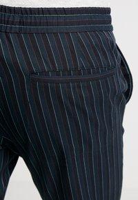 Topman - Trousers - dark blue - 5