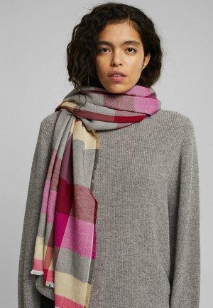 Sjaal - dark pink