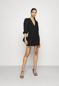 Gina Tricot - MICHELLE DRESS - Juhlamekko - black - 1