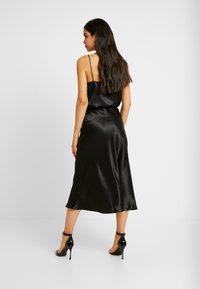 EDITED - MAKANI SKIRT - A-line skirt - schwarz - 2