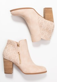 H.I.S - Ankle boot - nude - 3