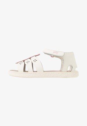 TWINS - Sandals - light beige