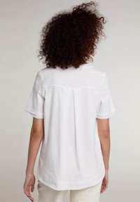 Oui - Basic T-shirt - cloud dancer - 2