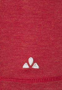 Vaude - TREMALZO IV - Printtipaita - mars red - 5
