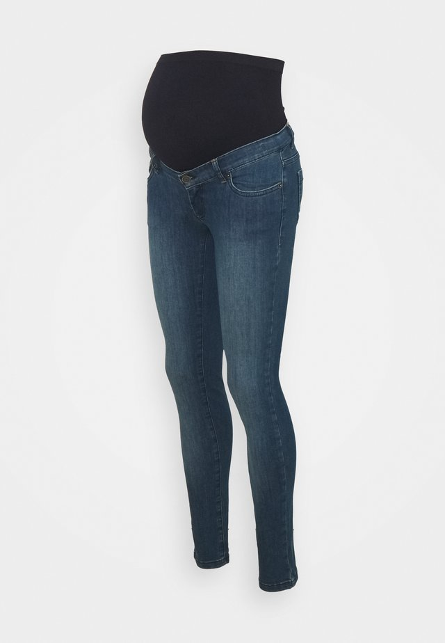 CLINT DELUXE SEAMLESS - Jeans Skinny - medium wash denim