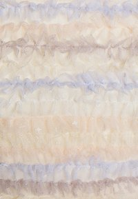 Needle & Thread - LUELLA RUFFLE MINI DRESS - Cocktail dress / Party dress - porcelain - 6