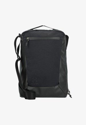 ANGA - Across body bag - true black