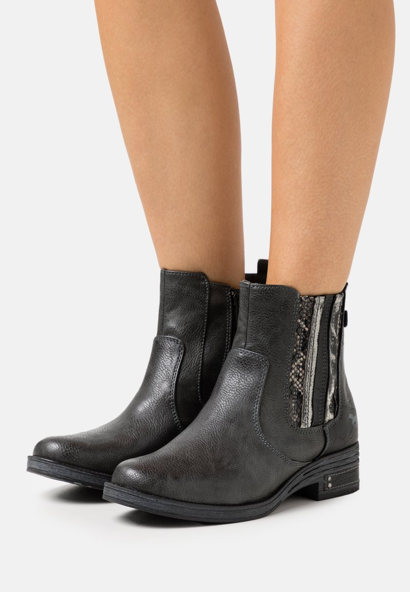 Mustang - Classic ankle boots - graphit
