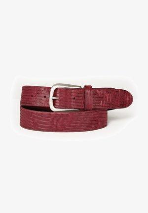 Riem - dark red