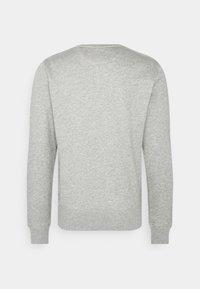 GANT - ORIGINAL C NECK - Sweatshirt - grey melange - 8