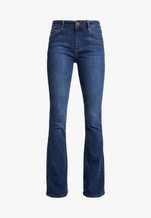 MARIJA WASH WASHINGTON - Flared Jeans - denim blue