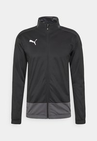 TEAMGOAL TRAINING JACKET - Training jacket - black/asphalt