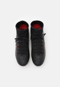 Nike Performance - MERCURIAL 7 ACADEMY FG/MG - Fußballschuh Nocken - black/dark smoke grey - 3