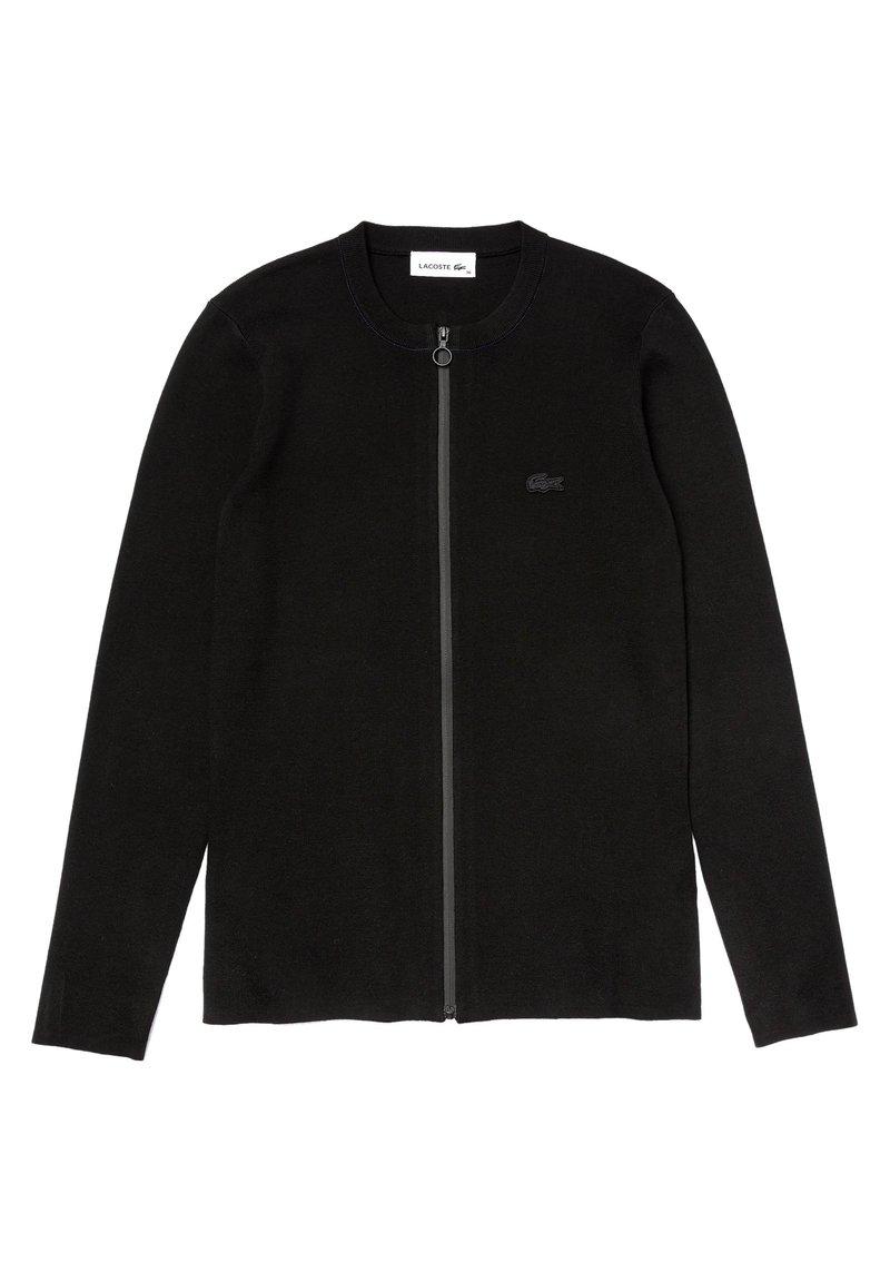 Lacoste - Cardigan - noir