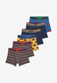 Next - 7 PACK - Pants - multi coloured - 0