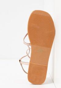 New Look - FINE - Sandales - rose gold - 6