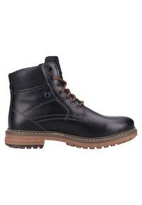 Fretz Men - Lace-up ankle boots - black - 6
