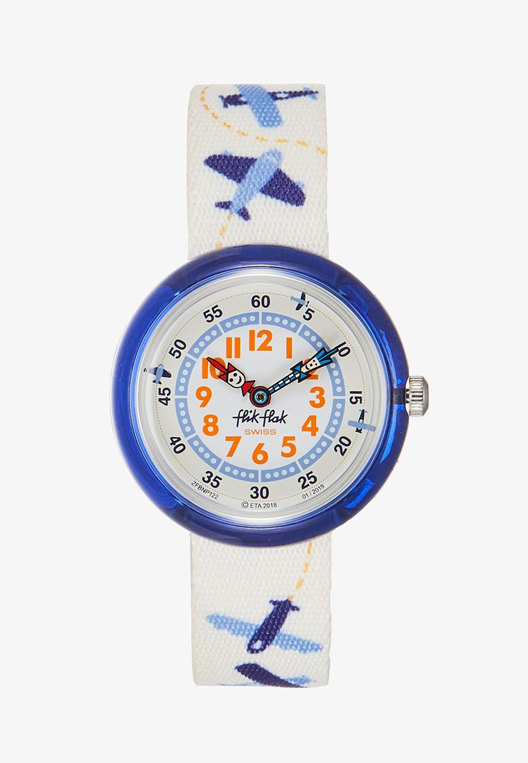 Flik Flak - LOOPILOOP - Watch - beige