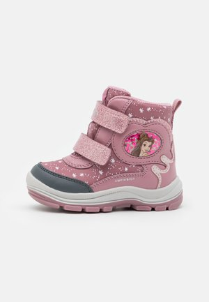 DISNEY PRINCESS BELLE BABY GIRL ABX - Snowboot/Winterstiefel - dark pink