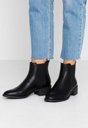 ZAXON - Kotníková obuv - black