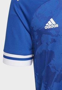 adidas Performance - Sports shirt - blue - 5
