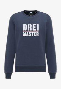 DreiMaster - Sweatshirt - marine - 4