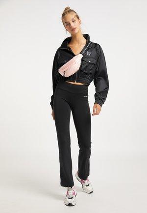 Bæltetasker - rosa