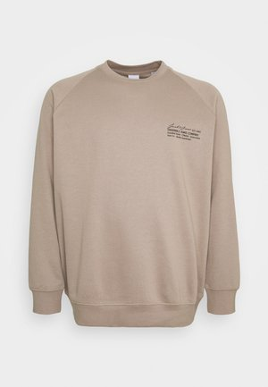 JORHOLGER CREW NECK - Sweatshirt - chinchilla