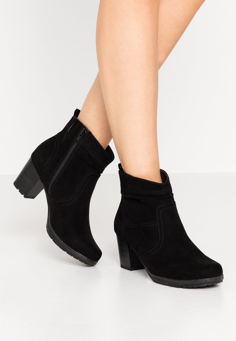 Jana - Ankle boots - black
