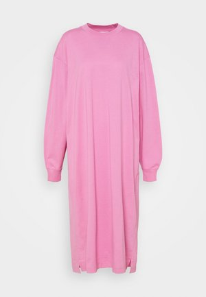 CHROME DRESS - Denní šaty - bubble gum pink