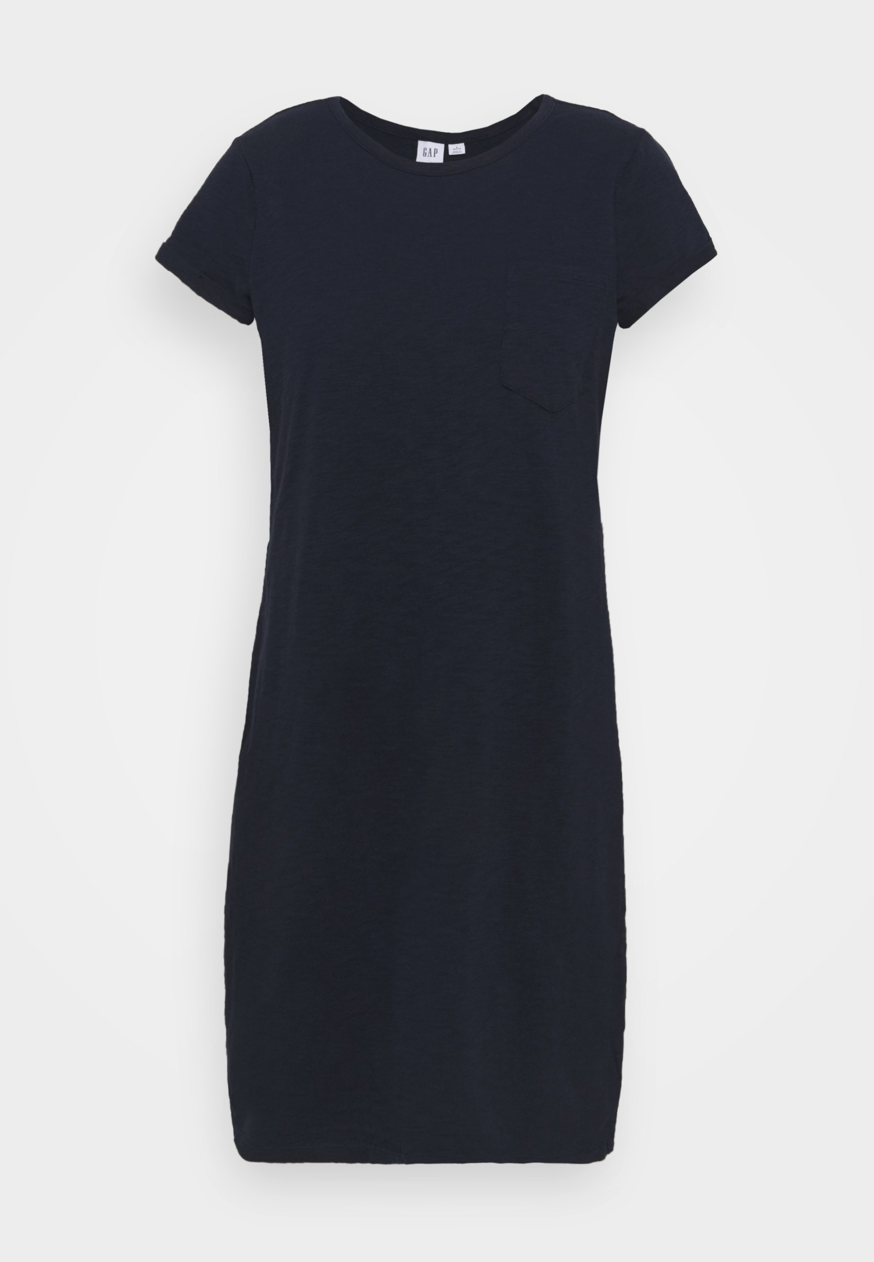 TEE DRESS   Jerseykleid   navy